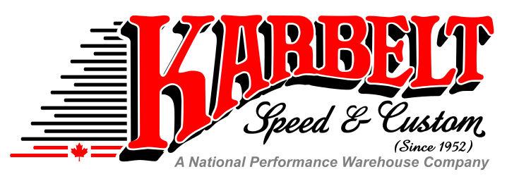 Karbelt Speed & Custom Inc Logo